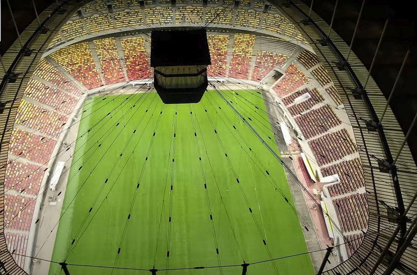 Arena Națională  se pregătește de Campionatul European și de cele patru meciuri pe care le va găzdui.