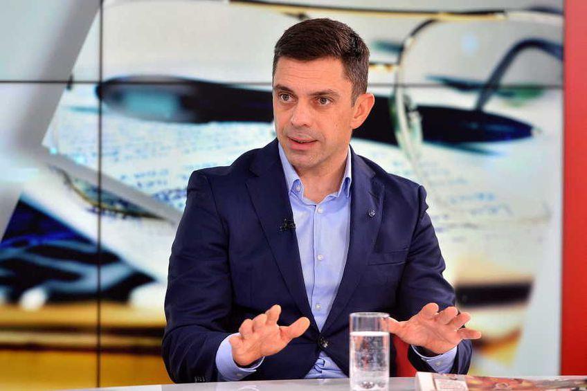 Reacția ministrului Eduard Novak după ce Ana Maria Popescu a câștigat medalia de argint la Jocurile Olimpice