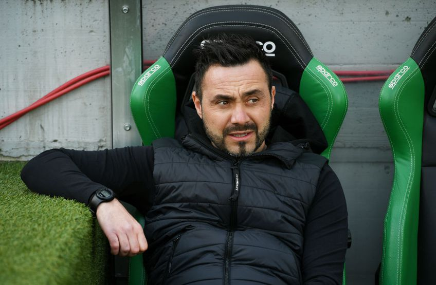Roberto De Zerbi (41 de ani) a anunțat despărțirea de Sassuolo, formație la care evoluează și fundașul central Vlad Chiricheș (31 de ani).