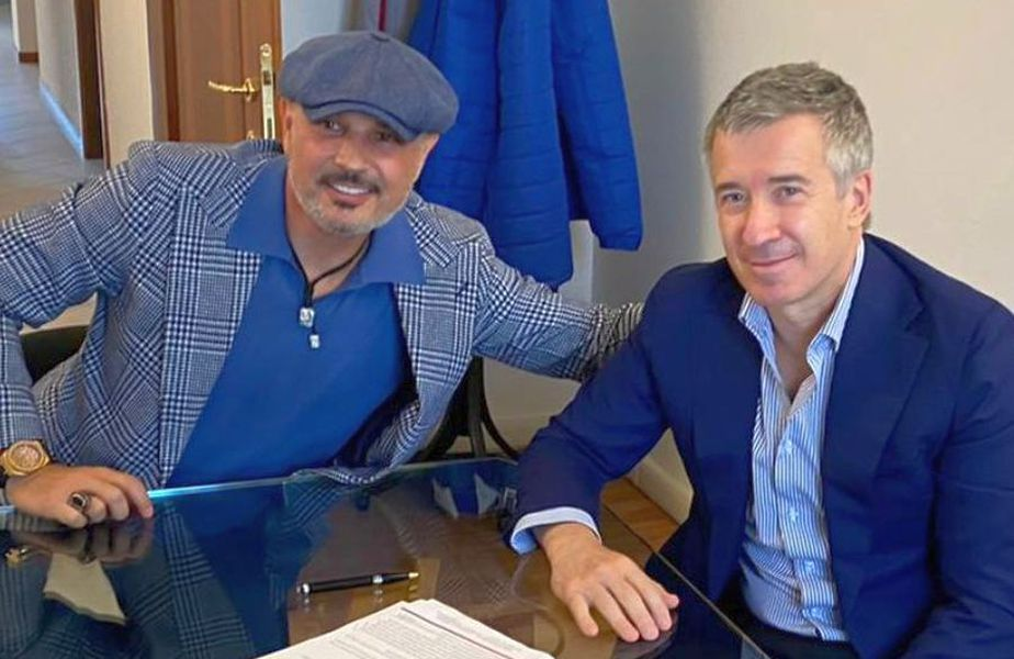 Sinisa Mihajlovici a semnat un nou contract cu Bologna