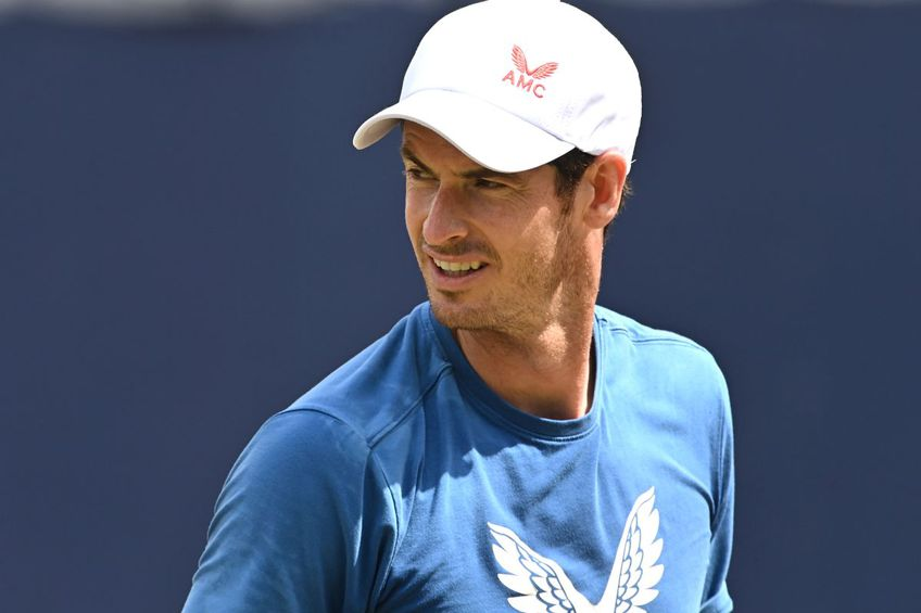Andy Murray. FOTO: Guliver/Getty Images