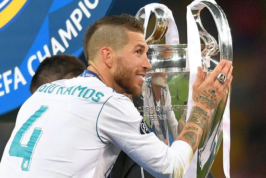 Sergio Ramos părăsește Real Madrid după o călătorie fantastică. foto: Guliver/Getty Images