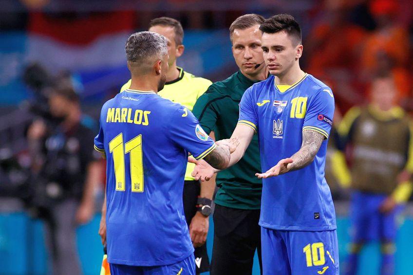Premieră la meciul Ucrainei de pe Arena Națională. FOTO: Guliver/Getty Images