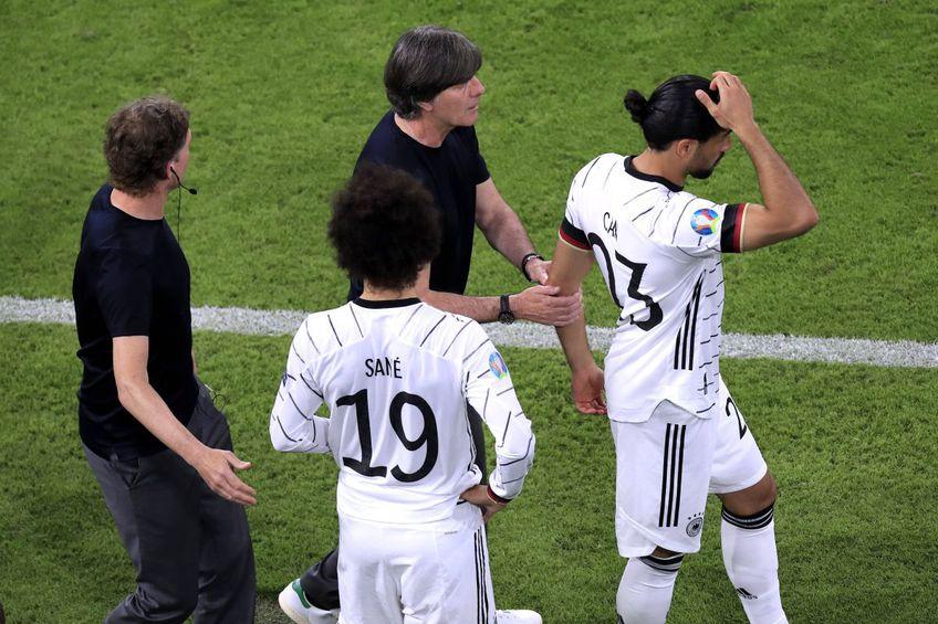 Joachim Low, criticat după Germania - Franța 0-1. Foto: Imago