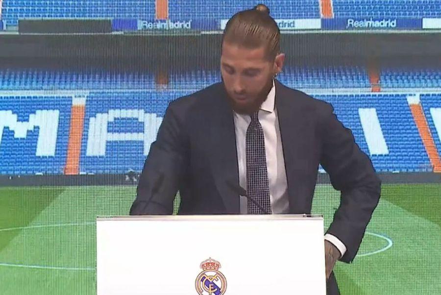 """Emoționant! Sergio Ramos, în lacrimi la discursul de adio: """"Era inevitabil să se întâmple asta!"""""""