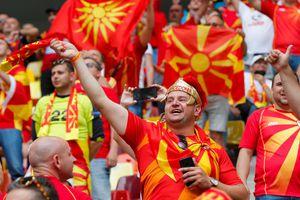 Atmosferă demnă de un turneu final la București » Macedonenii și ucrainenii și-au împărțit Arena Națională