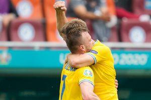 Ucraina - Macedonia de Nord 2-1 » Au ratat și au tremurat! Victorie crucială pentru calificare + premieră la București