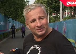 """Dan Petrescu, în tribuna a doua pe Arena Națională: """"N-am primit bilet nici de la FRF, nici de la UFEA"""""""