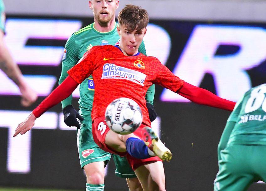 FCSB nu mai e ajutată de regula U21