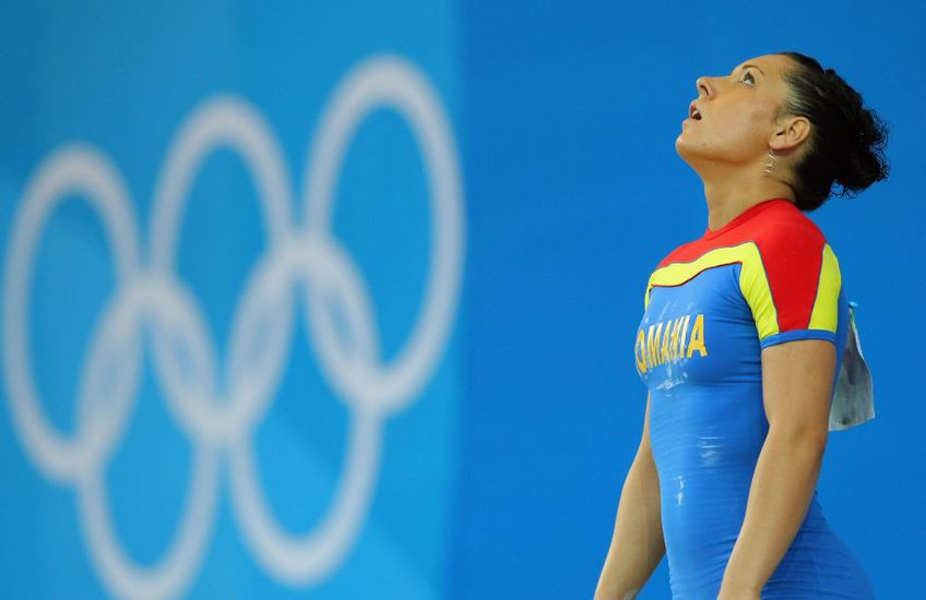 Roxana Cocoș e între sportivii descoperiți pozitiv la retestare Foto Guliver/GettyImages