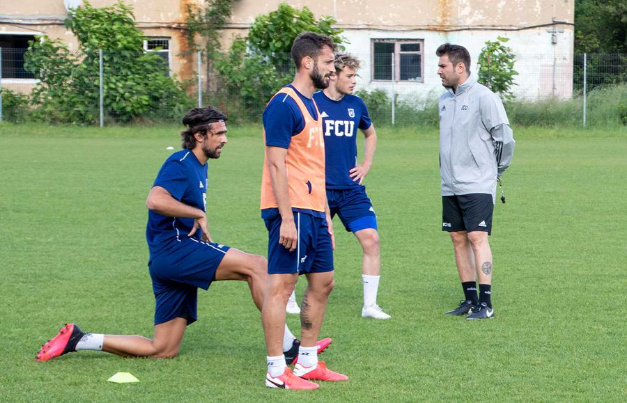 """FCU Craiova, aproape de primul transfer în era Mutu » Se antrenează deja sub comanda """"Briliantului"""""""