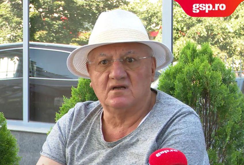 Dumitru Dragomir încă îi poartă pică lui Victor Ponta