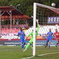 Poli Iași este pe locul 12 în Liga 1