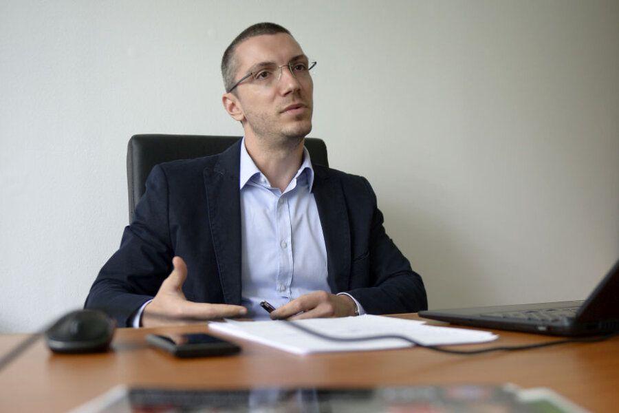 Radu Vișan, secretar general FRF