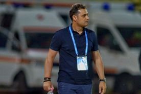 """CLINCENI - VOLUNTARI 2-1. Mihai Teja, după a doua înfrângere consecutivă din play-out: """"E frustrant!"""""""