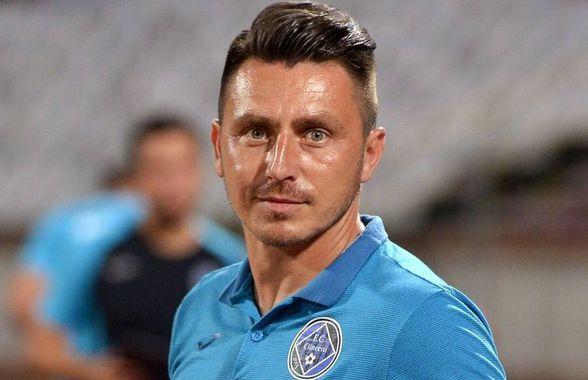 """CLINCENI - VOLUNTARI 2-1. Ilie Poenaru, la finalul meciului: """"Vom sărbători cu o bere, atât putem"""""""