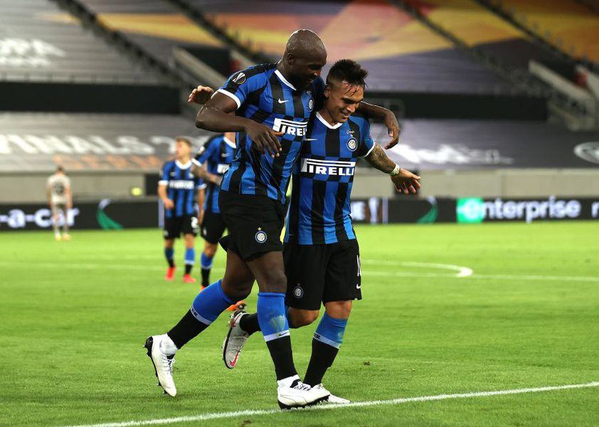 Inter - Shakhtar 17 august