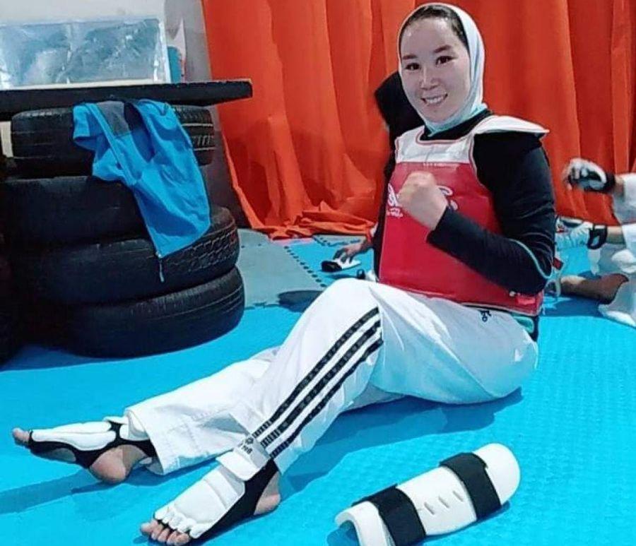 Talibanii i-au spulberat visul! Prima femeie afgană calificată la Jocurile Paralimpice nu mai poate părăsi țara natală