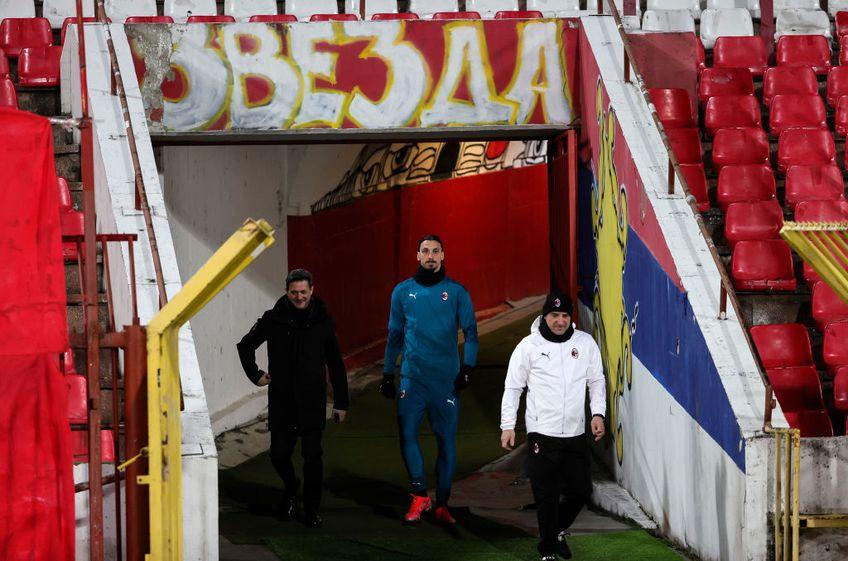 Tunelul de pe Marakana poate speria adversarii, crede Martinovic