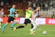 Steaua Roșie Belgrad - CFR Cluj 4-0. Fără răspunsuri și fără bibilică! Campioana României, umilită în play-off-ul Europa League