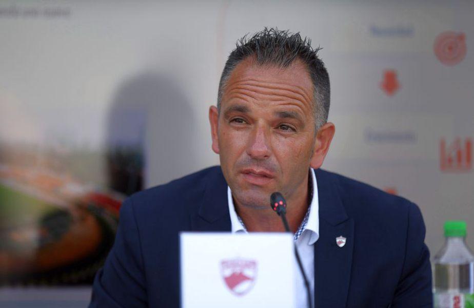 Pablo Cortacero e, fără îndoială, cel mai activ patron din Liga 1 pe rețelele de socializare.