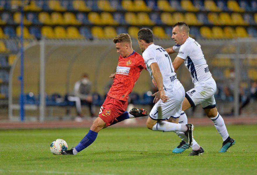 BACKA TOPOLA - FCSB, turul 2 preliminar al Europa League