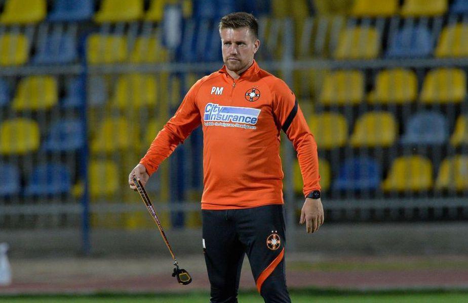 Mihai Pintilii (35 de ani), antrenorul de facto al celor de la FCSB în meciul cu Backa Topola 6-6 (10-11 d. pen.), din turul doi preliminar al Europa League, a oferit declarații la finalul partidei