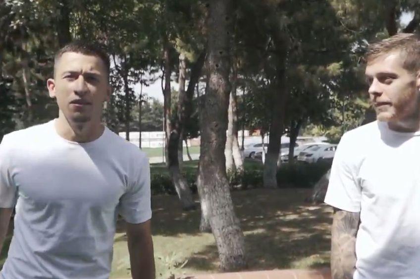 Olimpiu Moruțan și Alexandru Cicâldău  sunt pe val la Galatasaray.