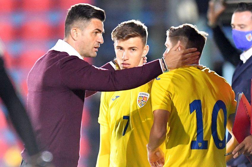 Florin Bratu (41 de ani) și Bogdan Lobonț (43 de ani) au anunțat jucătorii chemați la reprezentativele U21 și U20, pentru meciurile din luna octombrie.