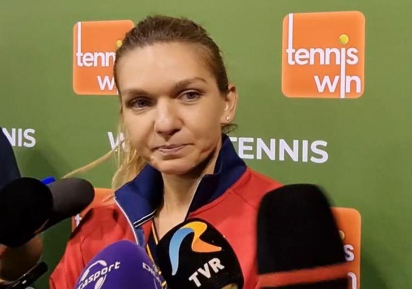 Simona Halep (29 de ani, 11 WTA) a vorbit despre relația pe care o are cu Emma Răducanu (18 ani, 23 WTA), proaspăta campioană de la US Open.