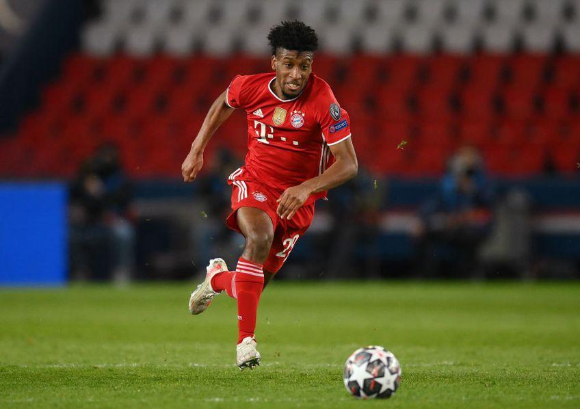 Kingsley Coman, operat la inimă » Cât va lipsi mijlocașul lui Bayern