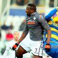 Imagine din Parma-Udinese în luna ianuarie, foto: Guliver/getttyimages