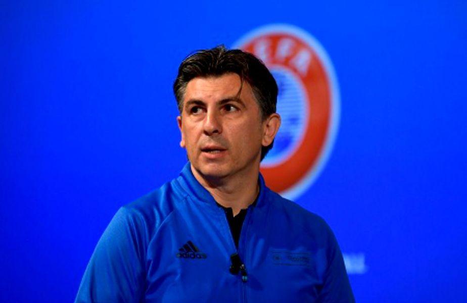 Lupescu se pregătește pentru o experiență departe de casă.