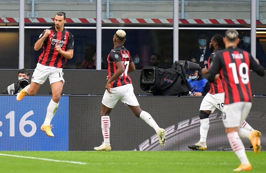 Inter - AC Milan // foto: Reuters