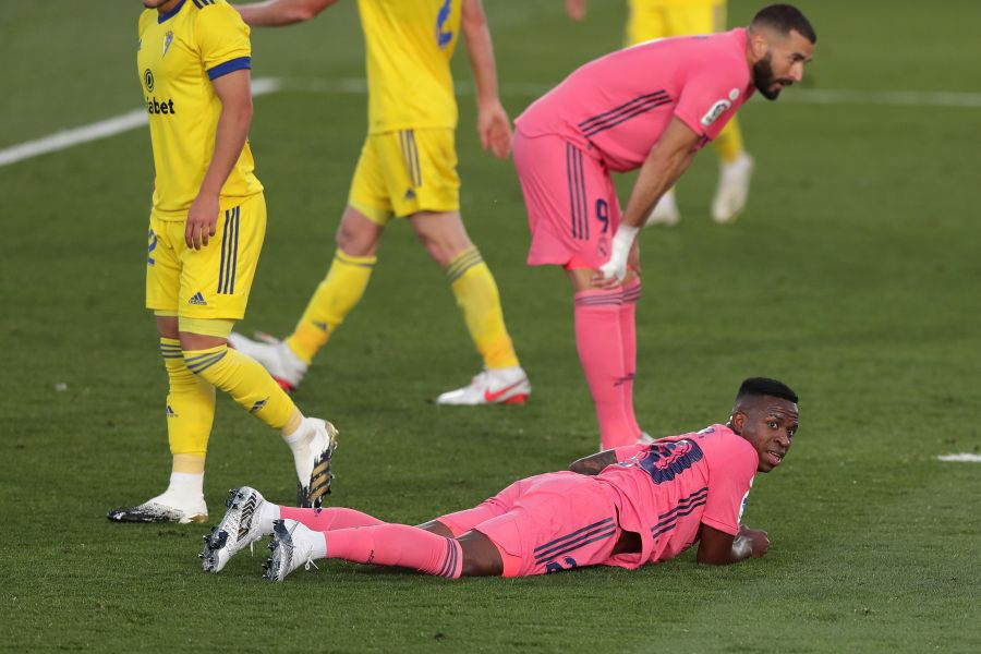 Real Madrid - Cadiz 0-1