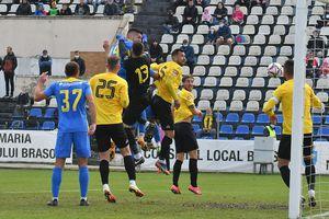 Liga 2, etapa #10. Petrolul, victorie clară cu FC Brașov » Clasamentul actualizat + programul etapei