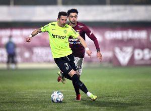 """Rapid - CFR Cluj 2-0. Ciprian Deac nu și-a menajat echipa: """"Să ne dăm două palme"""""""