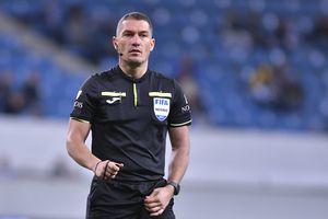 Istvan Kovacs, delegat la un meci tare din Champions League » Ce partidă va conduce
