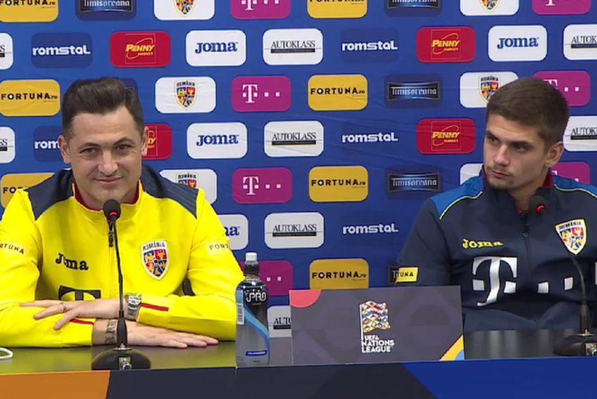 Mirel Rădoi și Răzvan Marin
