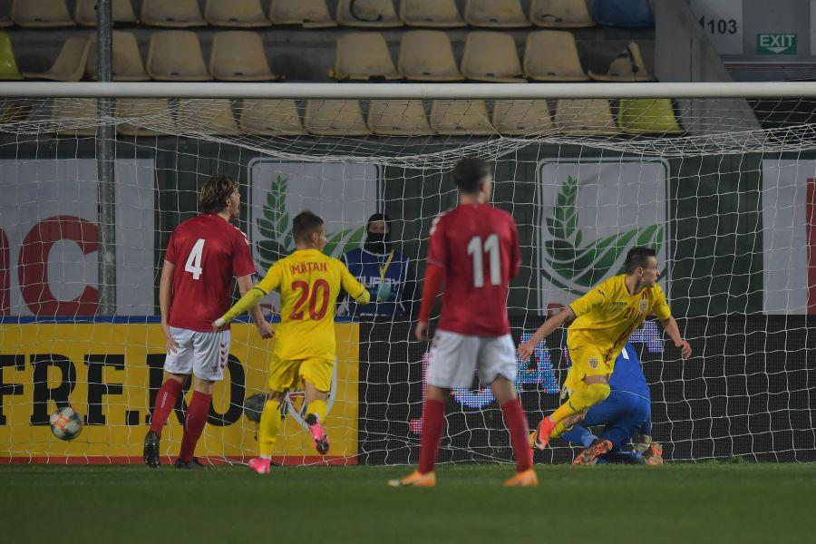 ROMÂNIA U21 - DANEMARCA U21 17.11.2020