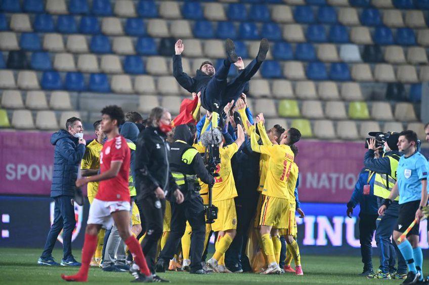 România s-a calificat la EURO 2021 FOTO: Raed Krishan