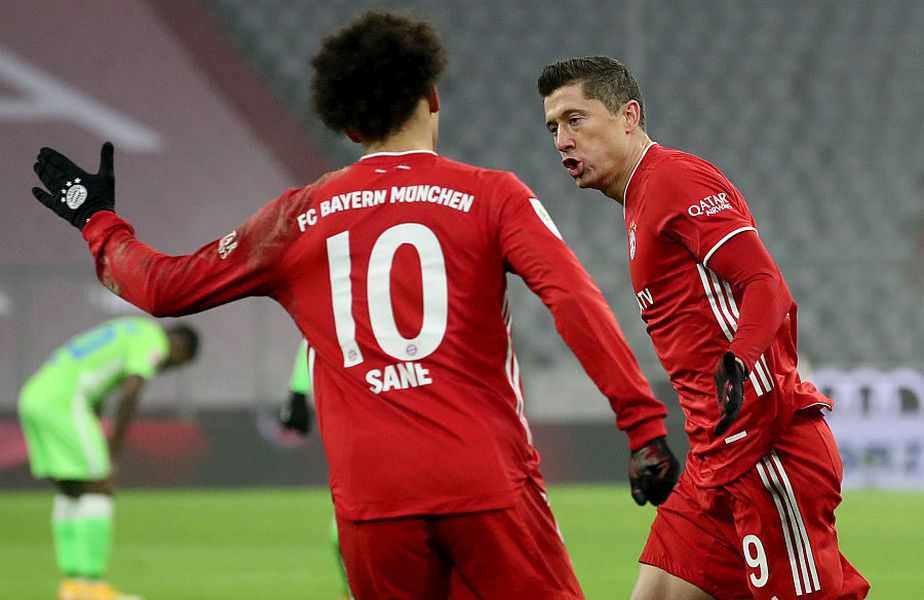 Lewandowski are un an fantastic //FOTO: Guliver/GettyImages