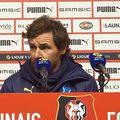 Portughezul André Villas-Boas (43 de ani) a avut un schimb dur de replici cu un reporter, imediat după meciul pierdut de Marseille la Rennes (1-2).