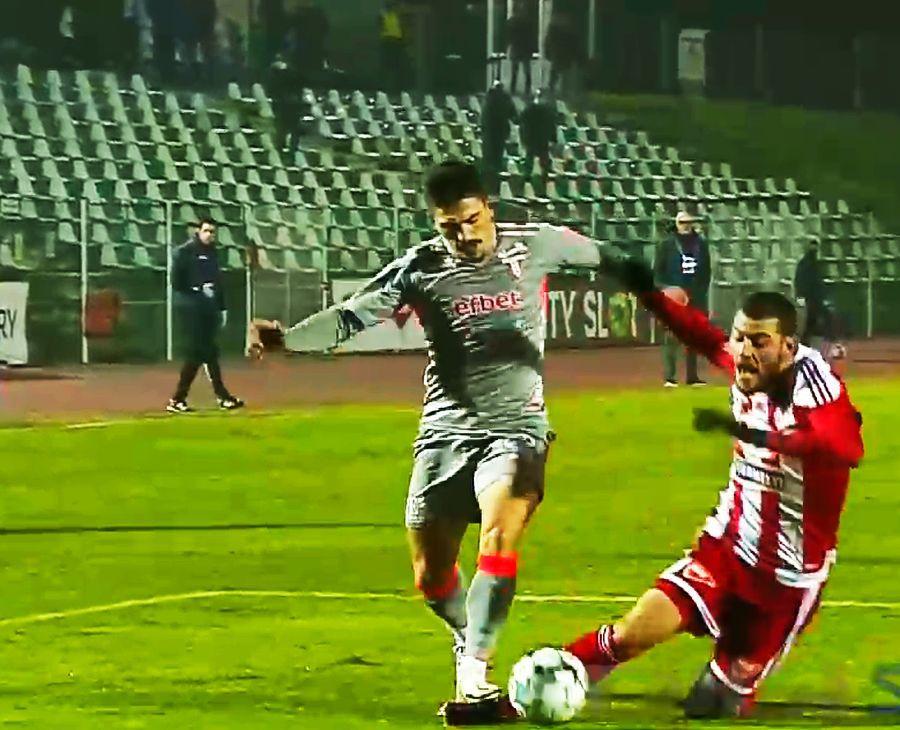 FOTO: Captură TV @Digi Sport 1
