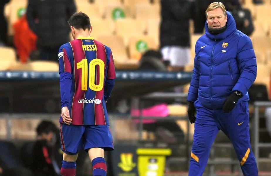 Lionel Messi a fost eliminat cu Bilbao / Sursă foto: Guliver/Getty Images