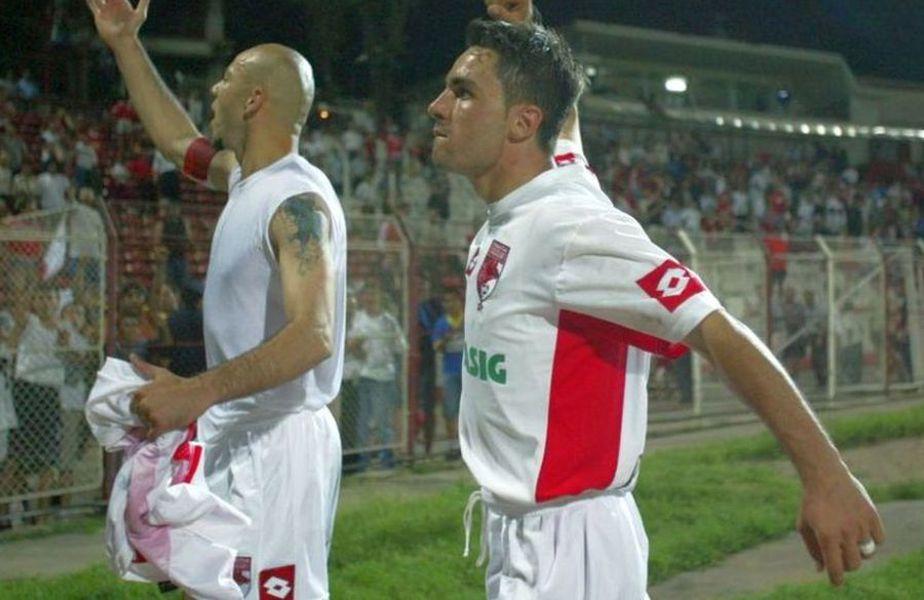 Florentin Petre (dreapta), Dinamo