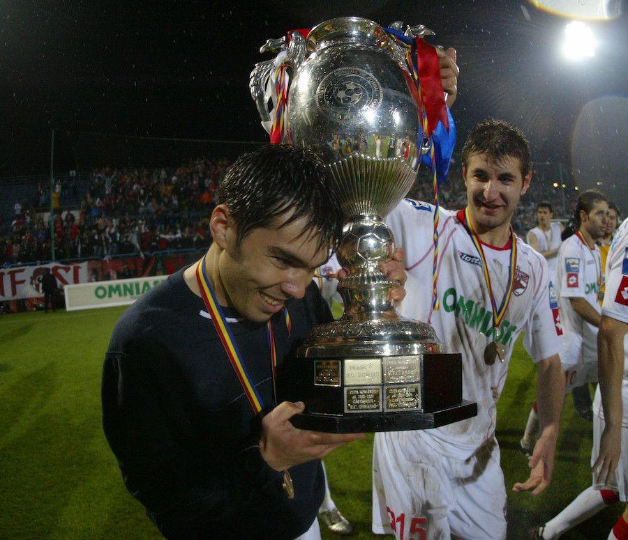 Mărgăritescu și Cupa României, câștigată în 2005