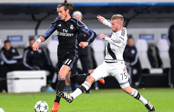 OFICIAL. Mutare spectaculoasă în Liga 1! I-a dat gol lui Real Madrid în Champions League, iar acum a semnat cu revelația din România