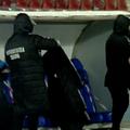 Astra - Craiova 1-1. Dan Nistor (32 de ani, mijlocaș central) nu a reacționat tocmai bine în minutul 83, când antrenorul Corneliu Papură a decis să-l schimbe cu Mihai Căpățînă.