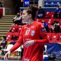 Jelena Grubisici a jucat în acest sezon numai în roșu! FOTO Raed Krishan